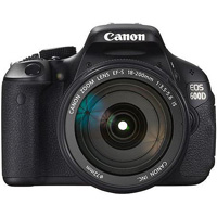 Canon EOS 600D digital camera hire from RENTaCAM