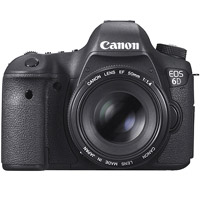 Canon EOS 6D digital camera hire from RENTaCAM