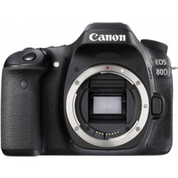 Canon EOS 80D digital camera hire from RENTaCAM Sydney
