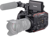 Panasonic AU-EVA1 5.7K Cinema Camera hire from RENTaCAM Sydney