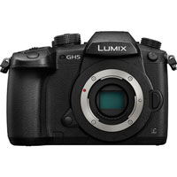 Panasonic Lumix DC-GH5 Mirrorless Micro Four Thirds Digital Camera hire from RENTaCAM Sydney