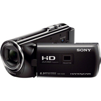 Sony HDR-PJ230 camcorder hire from RENTaCAM Sydney