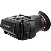Alphatron EVF electronic view finder hire from RENTaCAM Sydney