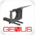 Genus DSLR video gear hire - matte box rental - RENTaCAM Sydney