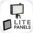 Litepanels DSLR and on-location video light rental - RENTaCAM Sydney