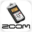ZOOM DSLR audio and sound gear hire - RENTaCAM Sydney
