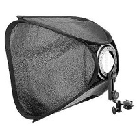 Glanz Softbox (14inch x 14inch) with speedring attached