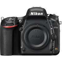 Nikon D750 digital camera hire from RENTaCAM