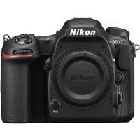 Nikon D500 digital camera hire from RENTaCAM