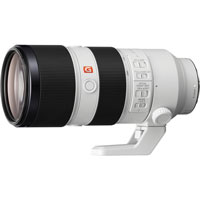 Sony FE 70-200mm f/2.8 GM OSS lens hire from RENTaCAM Sydney